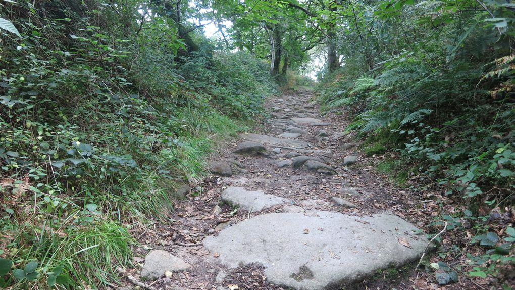 Etape 10: St Nic - Quimper