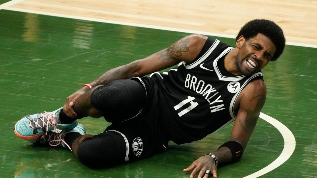 Kyrie Irving ratera le Game 7 contre les Bucks