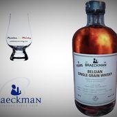 Braeckman 9Y - Passion du Whisky