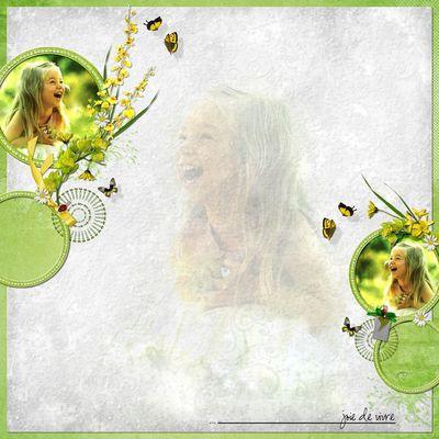 Lily of the Valley de Scrap'ment Votre