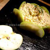 Tartare de Crabe-Crevettes-Granny & Céleri au Wasabi