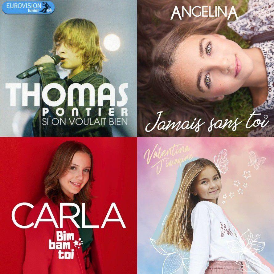 Inscriptions ouvertes pour l'Eurovision Junior 2021