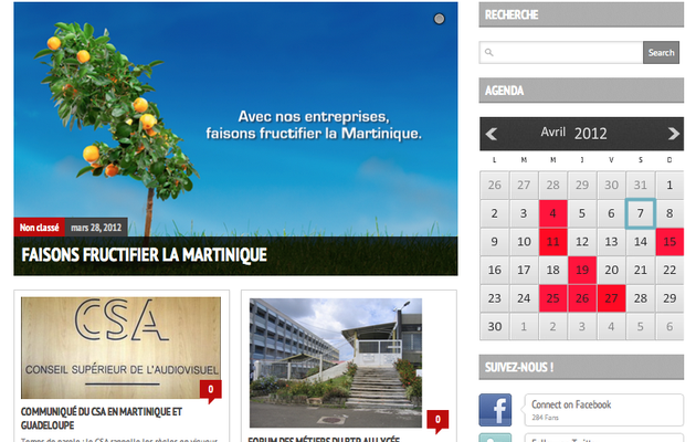 Quand Contact-Entreprises lifte son site web...
