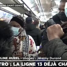 Covid ou pas, qui s'intéresse à ligne 13 du métro parisien?