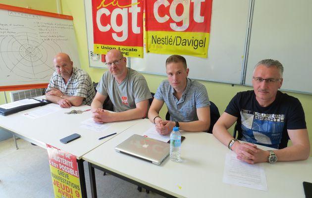 "Cession de Davigel au fond de pension ""Bain Capital"" !"
