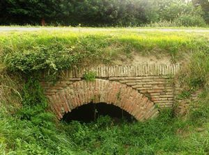 Ancien pont romain.