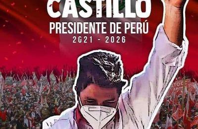 Pérou : après le dépouillement de tous les bureaux de vote, Padro Castillo obtient 50.19% de voix et 69 000 voix d'avance sur Keiko Fujimori