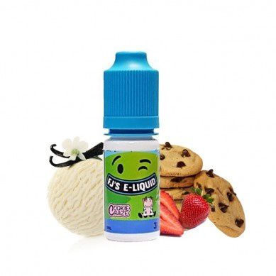 Test - Eliquide - Cookie Craze de chez Fuck Jerry's Juice