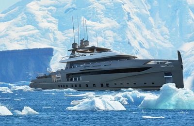 Ocea Nemo 50 Ice, a new exploration superyacht
