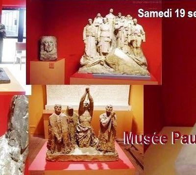 Une visite-conférence au musée Landowski à Boulogne-Billancourt aux JEP 2020