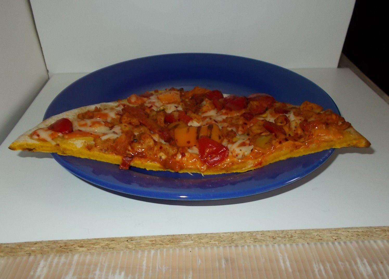 Aldi Pizza'Ah Veggie Base Pizza mit Blumenkohl-Boden