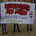 Résistances Caen - Rassemblement des agents de la ville de Caen le 19 octobre 2017