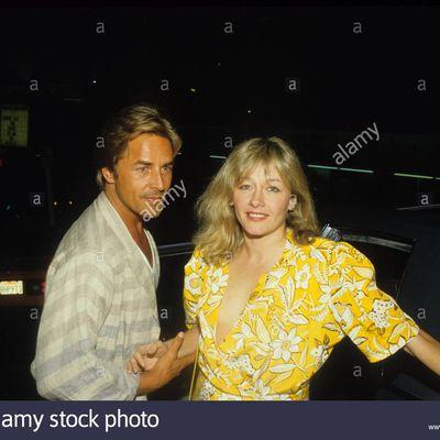 """Patricia d'arbanville, une actrice et chanteuse américaine qui fut la petite amie du chanteur cat Stevens et le morceau """"lady d'arbanville"""""""