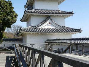 Préf. de Hyôgo: Akashi 明石, son marché aux poissons et son château