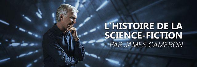"""""""L'histoire de la science fiction par James Cameron"""", série documentaire inédite dès le 10 juillet sur Paris Première"""