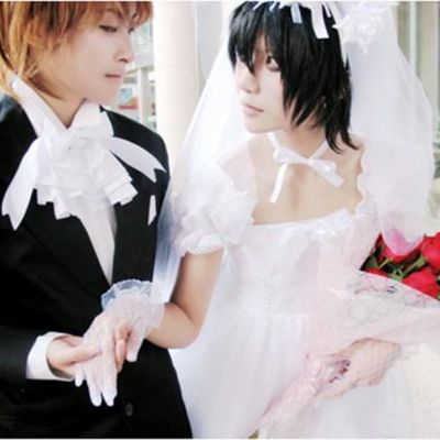 Cosplay Death Note: Light et L