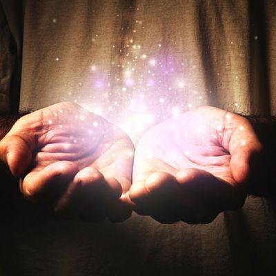 Me asomé a tu vida y me regalaste magia