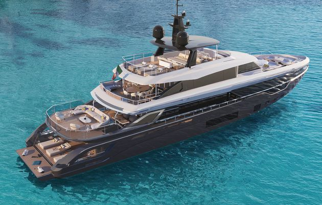 Largest Azimut yacht sold in the USA