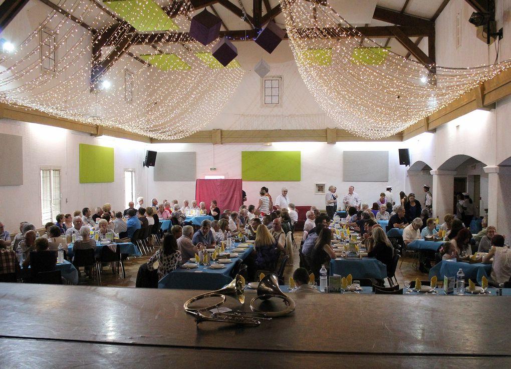 Une très belle soirée de Solidarité au profil de l'enfance défavorisée