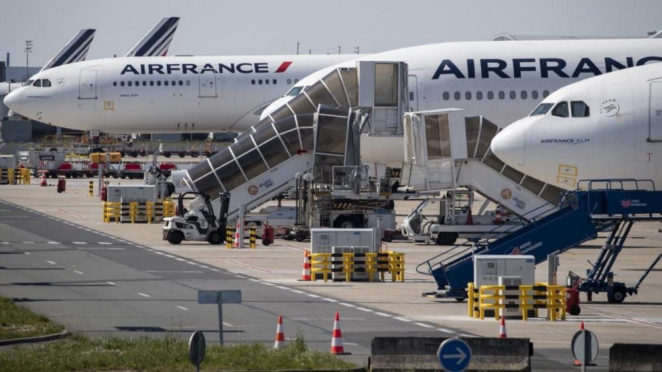 Dangers énormes pour Air France. Le privé guette sa proie fragilisée par la Covid