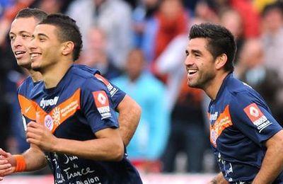 Ligue 1 (J31) : Montpellier continue son chemin