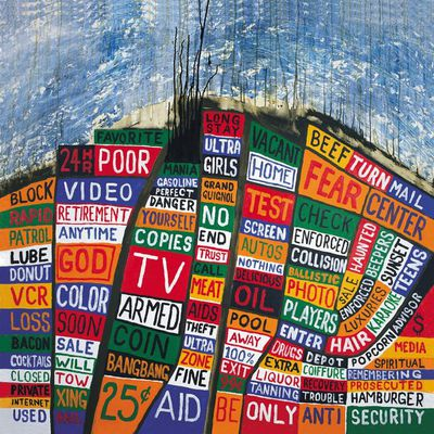 Radiohead Hail to the thief (Parlophone, 2003)
