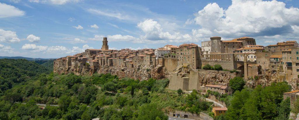 Pitigliano - Toscane