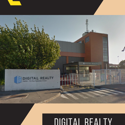 Digital Realty Data Centers- A Secure Place