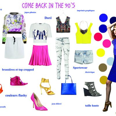 Come back in the 90's