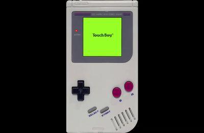 Touch Boy : un jeu indépendant sur lequel j'ai composé les musiques et les bruitages