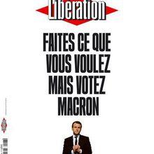 """Financement de la campagne Macron : """"Libération"""" perd son sang froid"""