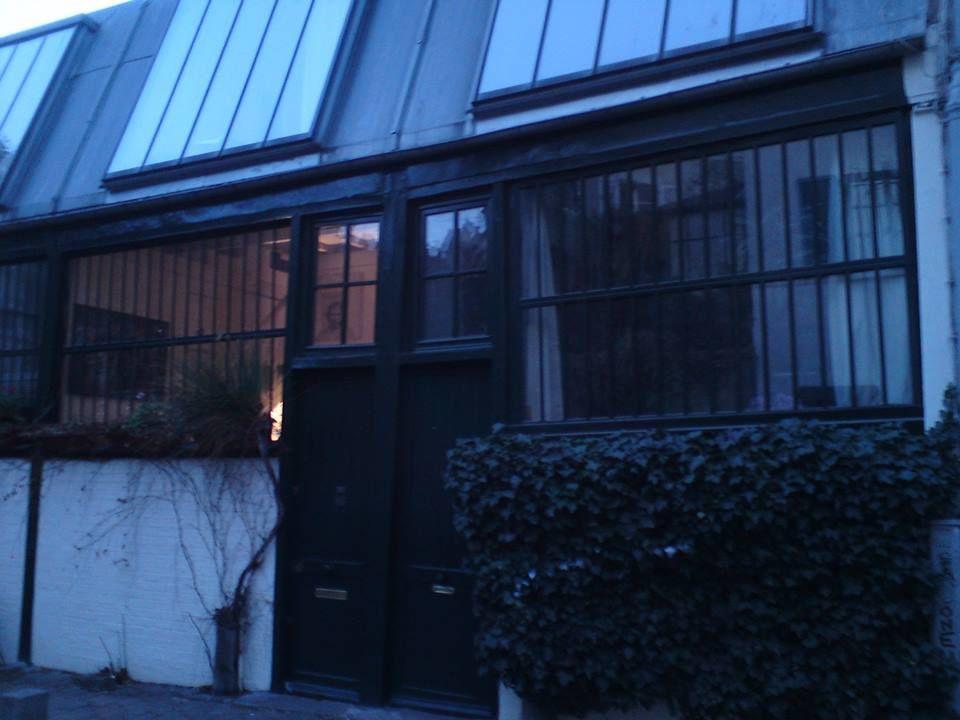 Les ateliers de la rue d'Orchampt à Montmartre