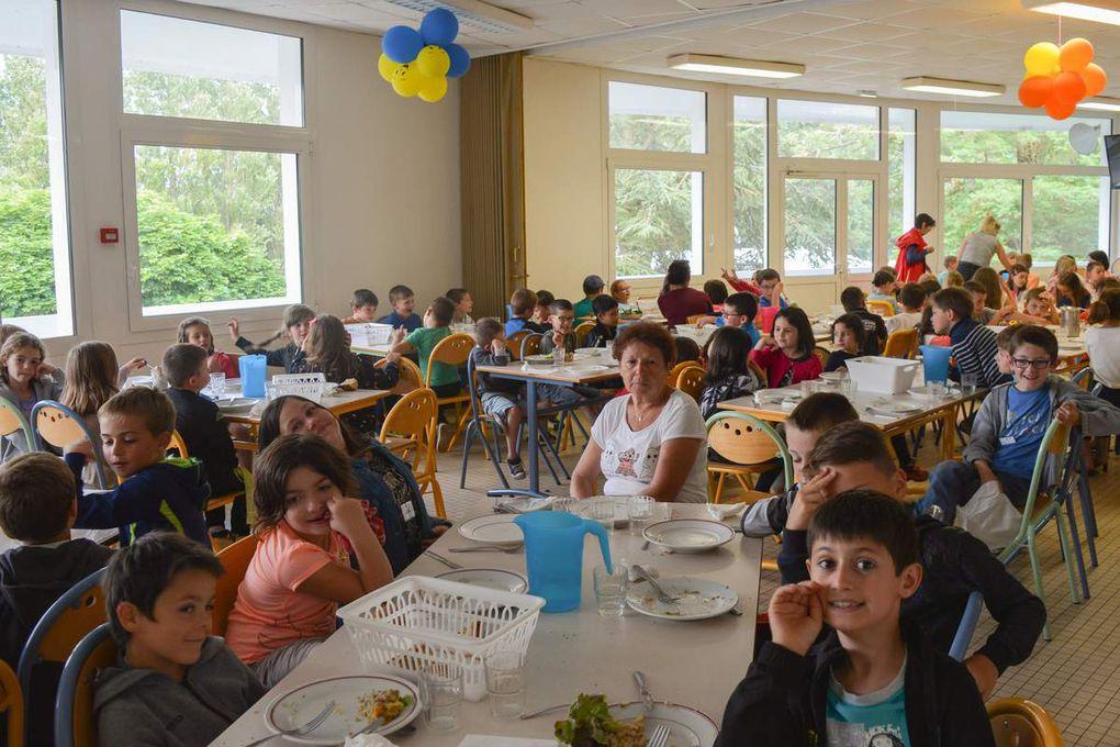 Classe de mer: photos de la classe de Marielle