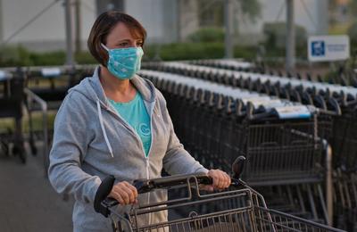 Vente de masques : 175 millions de chiffre d'affaires pour la grande distribution