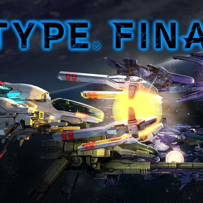 [Test] R-Type Final 2 (Switch)