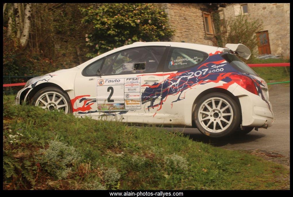 Calendrier de la coupe de France des rallyes 2019 Comité Nouvelle Aquitaine Sud