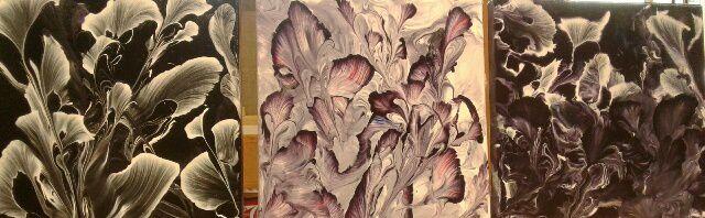 Les peinture de Régine