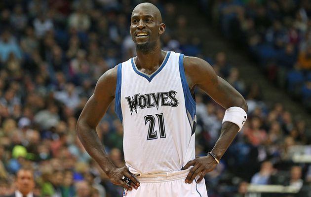 Kevin Garnett en veut toujours au propriétaire des Timberwolves
