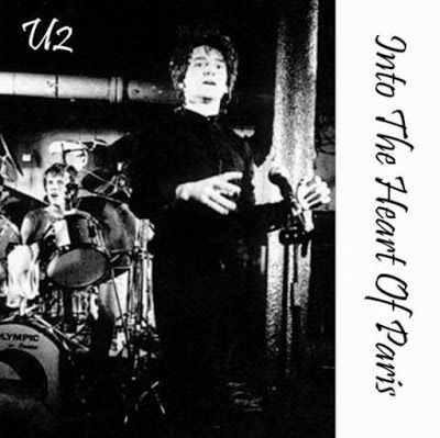 U2 -October Tour -26/10/1981 -Paris -France -Elysee Montmartre