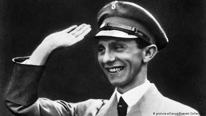 "The men who led Nazi Germany - Joseph Goebbels (1897-1945) As Hitler's Propaganda Minister, the virulently anti-Semitic Goebbels was responsible for making sure a single, iron-clad Nazi message reached every citizen of the Third Reich. He strangled freedom of the press, controlled all media, arts, and information, and pushed Hitler to declare ""Total War."" He and his wife committed suicide in 1945, after poisoning their six children. - Adolf Hitler (1889-1945) The leader of the German National Socialist Workers' Party (Nazi) developed his anti-Semitic, anti-communist and racist ideology well before coming to power as Chancellor in 1933. He undermined political institutions to transform Germany into a totalitarian state. From 1939 to 1945, he led Germany in World War II while overseeing the"