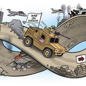 L'empire américain repose sur son complexe militaro-industrie - Histoire et société