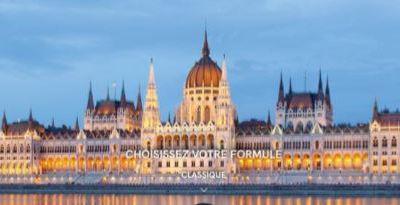 Croisière sur le Danube en mai 2020 : paiement du solde avant le 20 mars