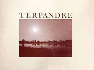 terpandre, un groupe de rock progressif français sur une musique progressive influencée par la mélodie classique, bernard monerri et jacques pina furent les fondateurs