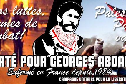 12 décembre 2016 :  journée internationale pour la libération des prisonniers politiques révolutionnaires du monde