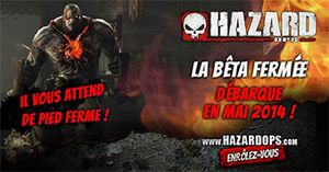Jeux video: Hazard Ops Attention, danger ! Bêta fermée en mai !