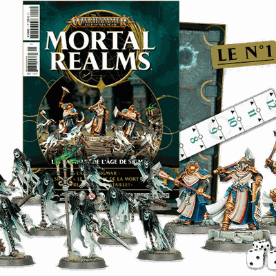 Warhammer - Mortal Realms - La collection Hachette