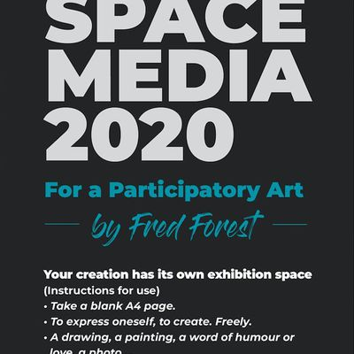 SPACE MÉDIA 2020 AVEC FRED FOREST