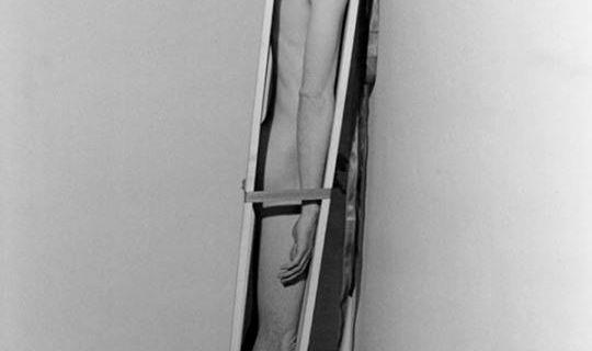 Closet Corner @ Skip Arnold. 1987