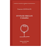 Syntaxe sikuani (Colombie)