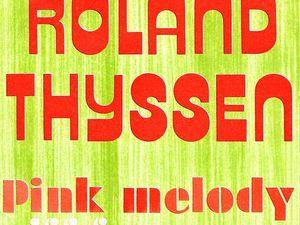 Roland Thyssen, un compositeur et chef d'orchestre belge grand spécialiste reconnu du orgue Hammond